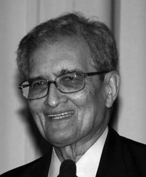 Amartya Sen - Indian Nobel Prize Winner