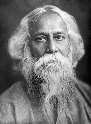 Rabindranath Tagore - Indian Nobel prize winner