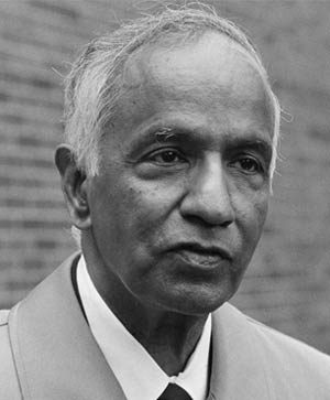 Subrahmanyan Chandrasekhar - Indian Nobel prize winner