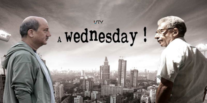 A wednesday - Bollywood psychological thrillers
