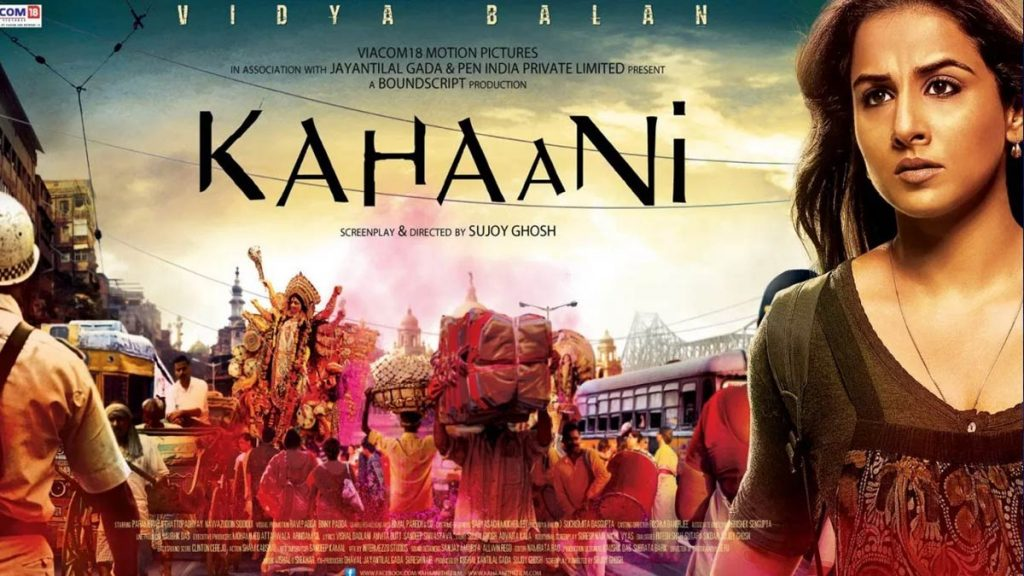 Kahaani - Bollywood psychological thrillers