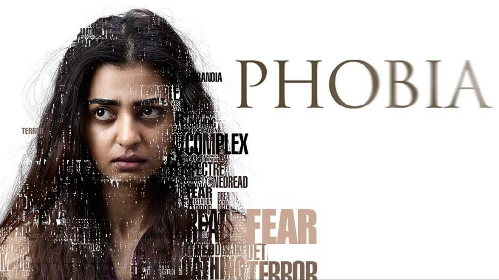 Phobia - Bollywood psychological thrillers