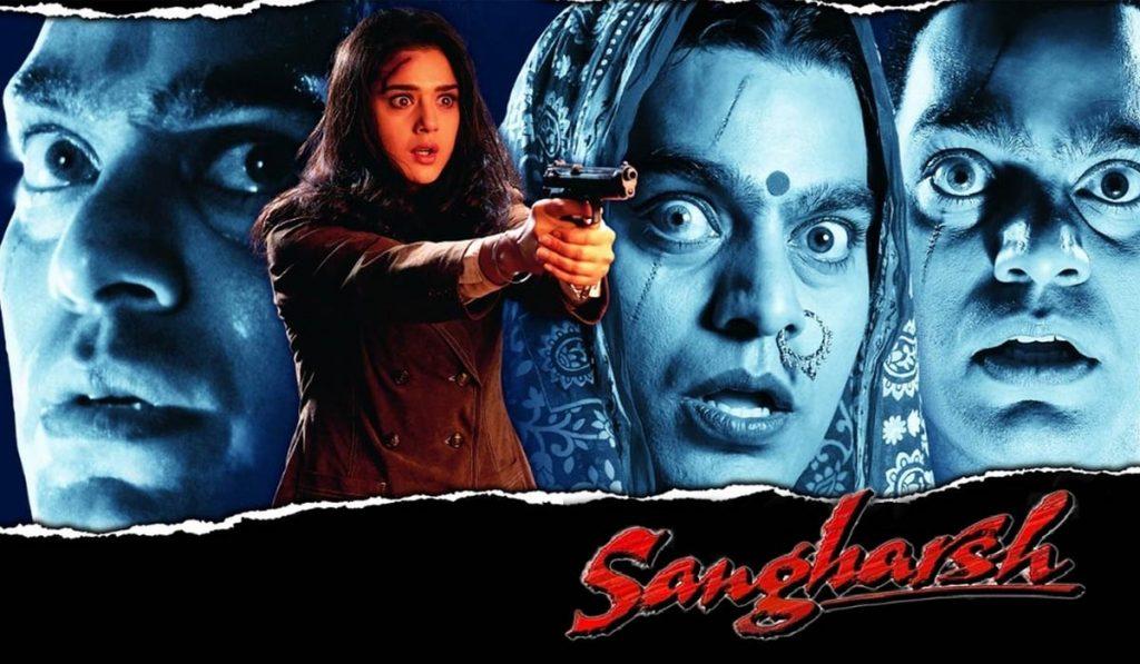 Sangarsh Bollywood psychological thrillers
