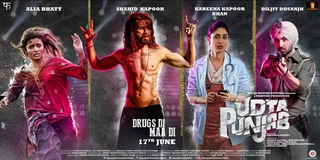 Udta Punjab movie
